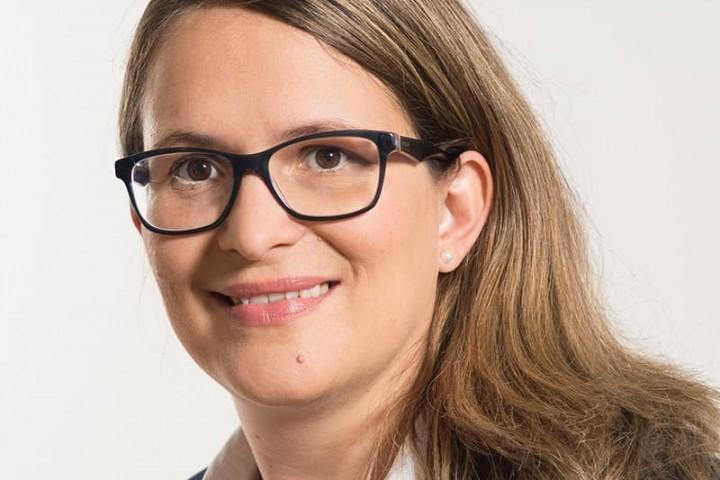 Melanie Stalder, Geschäftsführerin